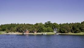 αρχιπέλαγος Στοκ Φωτογραφίες