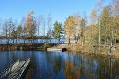 αρχιπέλαγος Βαλτική Στοκ Εικόνα