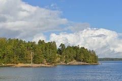 Αρχιπέλαγος Ελσίνκι Στοκ φωτογραφία με δικαίωμα ελεύθερης χρήσης