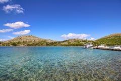 Αρχιπέλαγος - νερό κρυστάλλου στοκ φωτογραφία με δικαίωμα ελεύθερης χρήσης