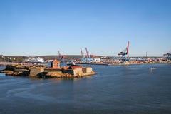 Αρχιπέλαγος του Γκέτεμπουργκ Στοκ εικόνα με δικαίωμα ελεύθερης χρήσης