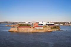 Αρχιπέλαγος του Γκέτεμπουργκ Στοκ φωτογραφία με δικαίωμα ελεύθερης χρήσης