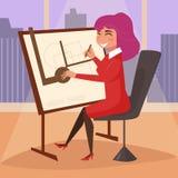 αρχιπελαγών Επιτροπή σχεδιασμού διάνυσμα διανυσματική απεικόνιση