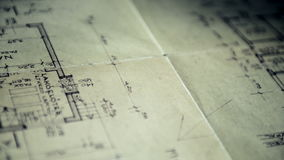 Αρχιτεκτονικά έγγραφα ενός προγράμματος στέγασης φιλμ μικρού μήκους