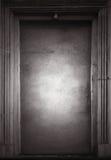 Αρχιτεκτονικά πλαίσια στην αναγέννηση με το διάστημα για το κείμενό σας Στοκ Φωτογραφίες