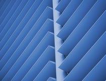 αρχιτεκτονικά slats Στοκ φωτογραφίες με δικαίωμα ελεύθερης χρήσης