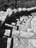 Αρχιτεκτονικές λεπτομέρειες στη Βουδαπέστη Στοκ Φωτογραφία