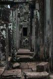 Αρχιτεκτονικές λεπτομέρειες του angkor ναών wat Στοκ φωτογραφίες με δικαίωμα ελεύθερης χρήσης
