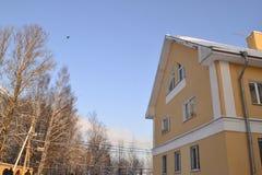 Αρχιτεκτονικές λεπτομέρειες των ιστορικών κτηρίων Στοκ Φωτογραφίες