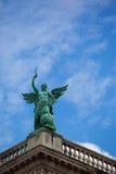 Αρχιτεκτονικές καλλιτεχνικές διακοσμήσεις στο παλάτι Hofburg Στοκ Φωτογραφία