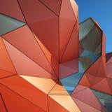 αρχιτεκτονική ανασκόπηση Στοκ φωτογραφίες με δικαίωμα ελεύθερης χρήσης