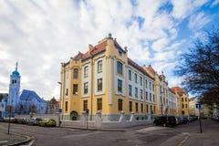 Αρχιτεκτονική αποχώρησης Στοκ Φωτογραφία