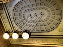 Αρχιτεκτονική από το παρελθόν Στοκ φωτογραφία με δικαίωμα ελεύθερης χρήσης