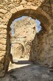 Αρχιτεκτονική αρχαία, Βενετός στην Κρήτη, Ελλάδα Στοκ Εικόνα