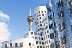 αρχιτεκτονική ασυνήθιστ Στοκ Φωτογραφίες