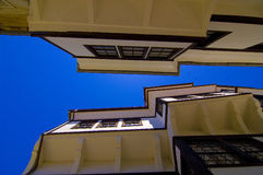 αρχιτεκτονική αυθεντι&kappa Στοκ εικόνες με δικαίωμα ελεύθερης χρήσης