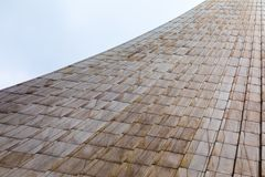 Αρχιτεκτονική αφαίρεση Σχέδιο από τις επιτροπές για το υπόβαθρο Στοκ εικόνες με δικαίωμα ελεύθερης χρήσης