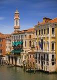αρχιτεκτονική Βενετία Στοκ εικόνα με δικαίωμα ελεύθερης χρήσης