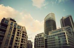 αρχιτεκτονική Βηρυττός σύγχρονη Στοκ Εικόνες
