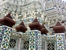 αρχιτεκτονική βουδιστικός ναός Μπανγκόκ Στοκ Φωτογραφία