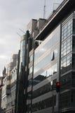 αρχιτεκτονική Βρυξέλλες σύγχρονες Στοκ Φωτογραφίες