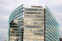 αρχιτεκτονική Βρυξέλλες σύγχρονες Στοκ εικόνα με δικαίωμα ελεύθερης χρήσης
