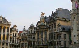 αρχιτεκτονική Βρυξέλλε&si στοκ εικόνα με δικαίωμα ελεύθερης χρήσης