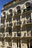 αρχιτεκτονική γαλλικά στοκ φωτογραφίες