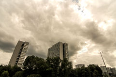 αρχιτεκτονική Γερμανία σύ Στοκ Εικόνες