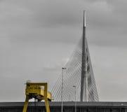 Αρχιτεκτονική γεφυρών Στοκ Εικόνες