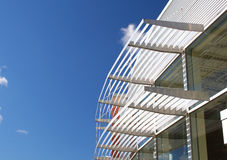 αρχιτεκτονική διακόσμησ&e Στοκ φωτογραφία με δικαίωμα ελεύθερης χρήσης