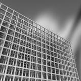 αρχιτεκτονική εικονική Στοκ Φωτογραφίες
