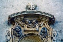Αρχιτεκτονική λεπτομέρεια στη Λισσαβώνα Στοκ Φωτογραφίες