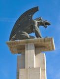 Αρχιτεκτονική λεπτομέρεια Gargoyle Στοκ εικόνες με δικαίωμα ελεύθερης χρήσης