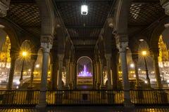 Αρχιτεκτονική λεπτομέρεια - plaza de espana Σεβίλη, Ανδαλουσία, Ισπανία Στοκ φωτογραφίες με δικαίωμα ελεύθερης χρήσης