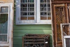 Αρχιτεκτονική διάσωση Στοκ Φωτογραφίες