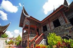 αρχιτεκτονική Ινδονησία στοκ φωτογραφία