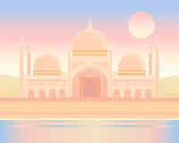 αρχιτεκτονική Ινδός Στοκ εικόνα με δικαίωμα ελεύθερης χρήσης
