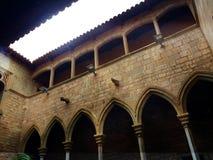 αρχιτεκτονική Ισπανία Καταλωνία Τουριστικό αξιοθέατο στοκ φωτογραφίες
