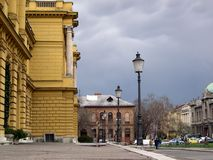 αρχιτεκτονική ιστορική Στοκ Εικόνες
