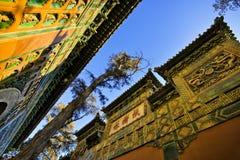 αρχιτεκτονική Κίνα Στοκ Φωτογραφίες