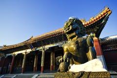 αρχιτεκτονική Κίνα Στοκ Εικόνες