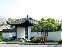 αρχιτεκτονική Κίνα Στοκ εικόνα με δικαίωμα ελεύθερης χρήσης