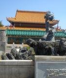 αρχιτεκτονική Κίνα Στοκ Εικόνα