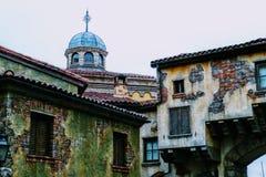 Αρχιτεκτονική και τέχνη στοκ φωτογραφία με δικαίωμα ελεύθερης χρήσης