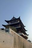 αρχιτεκτονική κινέζικα Στοκ φωτογραφίες με δικαίωμα ελεύθερης χρήσης