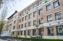 Αρχιτεκτονική κινεζικός-ύφους Στοκ φωτογραφία με δικαίωμα ελεύθερης χρήσης