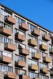 Αρχιτεκτονική κομμουνισμού Στοκ Εικόνες