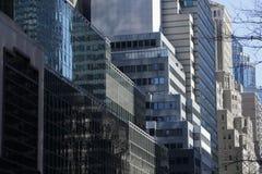 Κύβοι της Νέας Υόρκης Στοκ Εικόνες