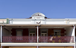 Αρχιτεκτονική μέσα αργά - 19$ος αιώνας Στοκ Εικόνα